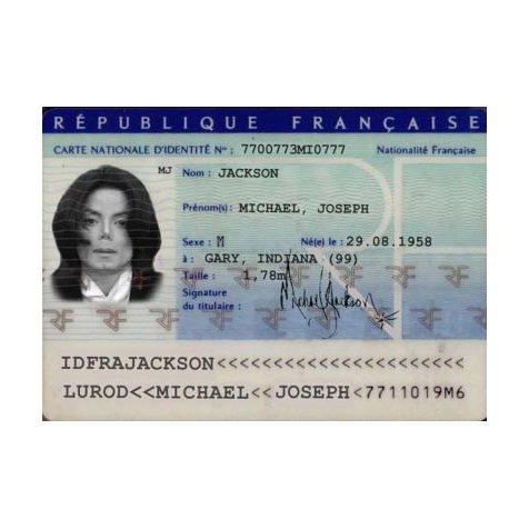 titre de noblesse carte d identité Tracasseries pour faire renouveler sa carte d'identité : Sarkozy n