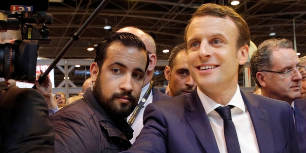 L Affaire Alexandre Benalla Ou L Affaire Qui Fragilise Le