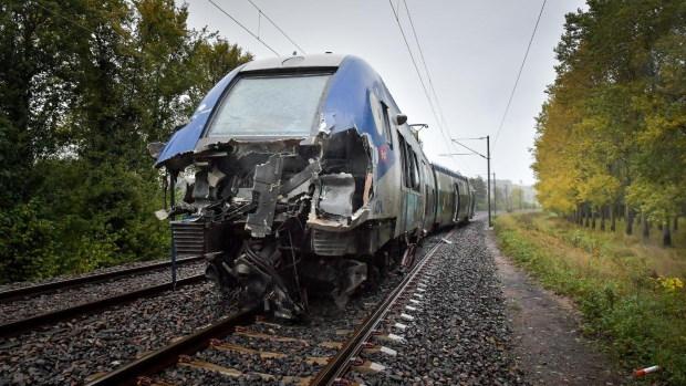 sélectionner pour véritable Vente de liquidation 2019 haute qualité La sécurité ferroviaire ou l'euro destruction de la SNCF ...
