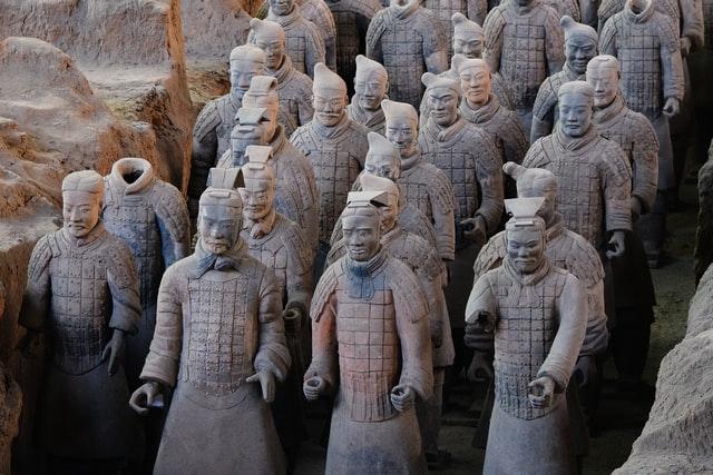 Le yuan et les routes de la soie