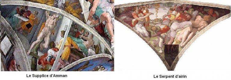 Michel-Ange et la chapelle Sixtine - AgoraVox le média citoyen