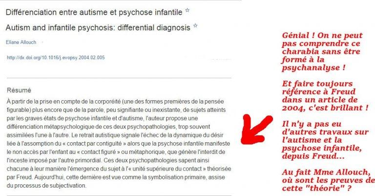 Vivent les psychoses infantiles ! - AgoraVox le média citoyen