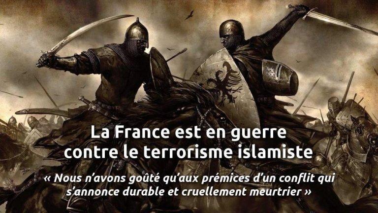 Macron mène une guerre à mort à son peuple pour lui imposer l'invasion
